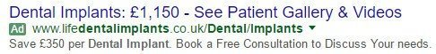 google adwords new format - Does Size Really Matter?