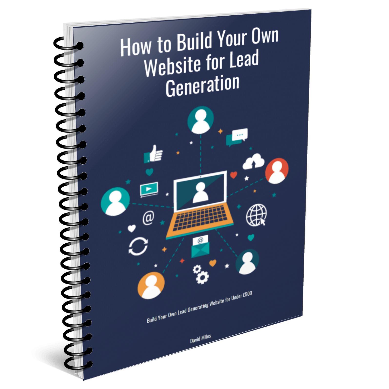 How to Build Your Own Website for Lead Generation - Free eBook