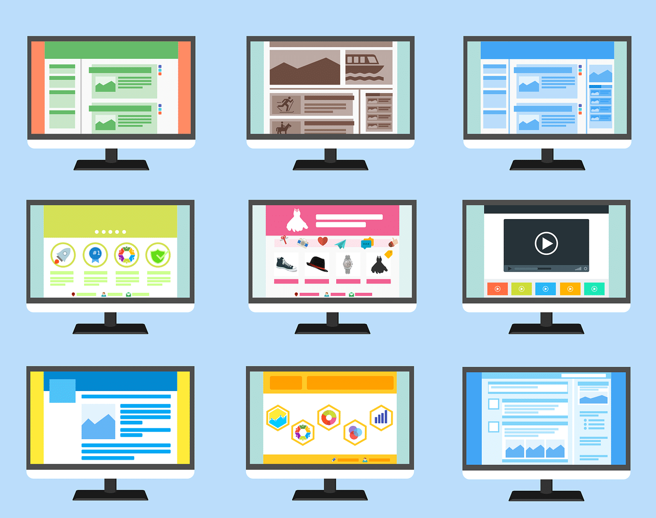 build your own website - Build Your Own Lead Generating Website for Under £500