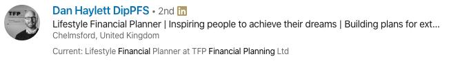 linkedin for financial advisers - LinkedIn for Financial Advisers
