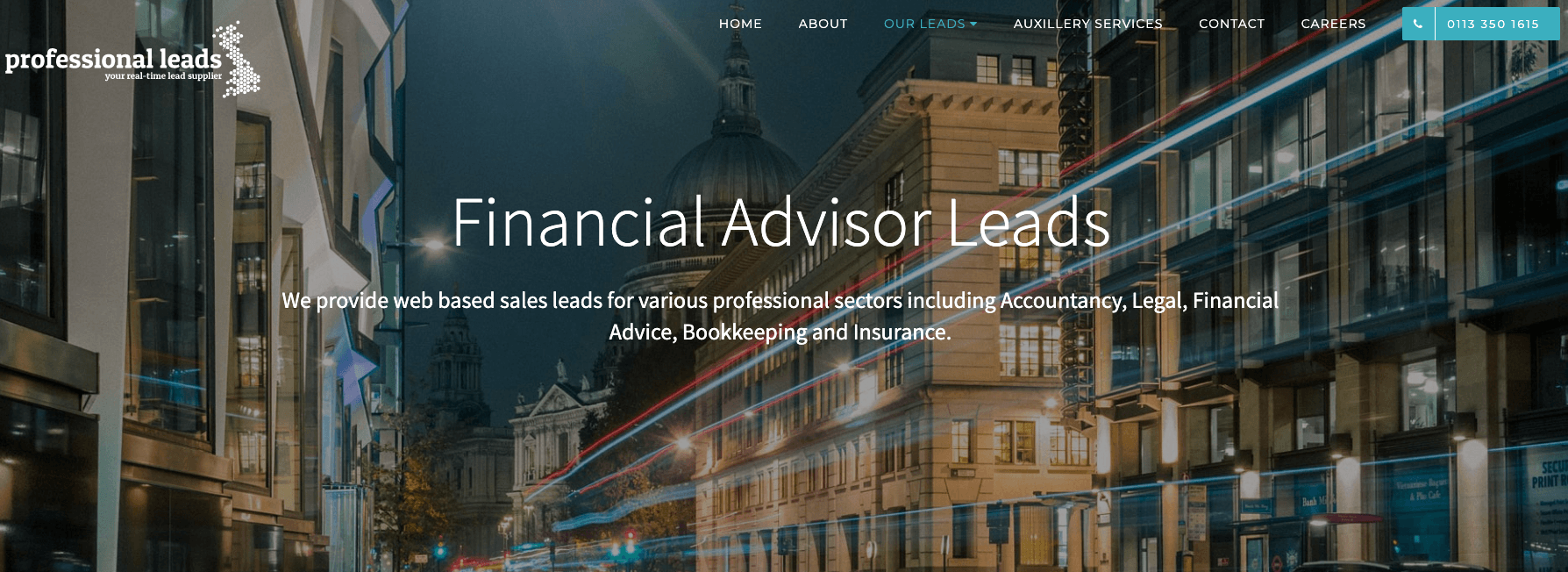 financial adviser lead generation - The Best Lead Generation Companies for Financial Advisers